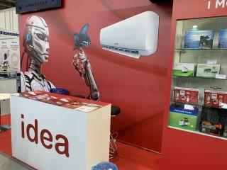 Кондиционеры IDEA - Стенд компании Idea на выставке ClimaFest 2020